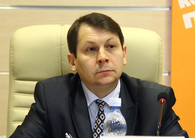 Игорь Серов, заместить генерального директора ОАО «ЦКБ по СПК им.Р.Е Алексеева».