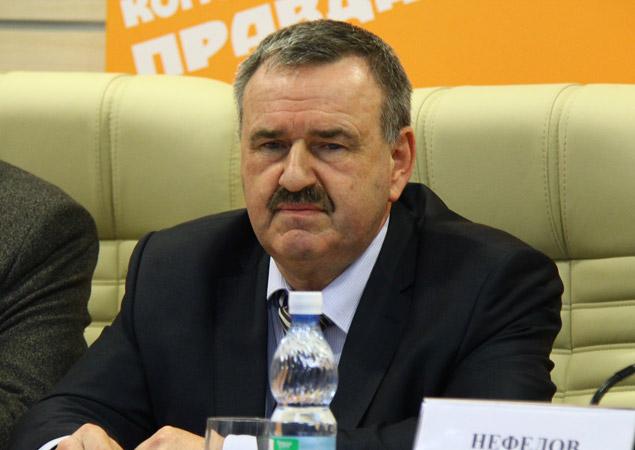 Виктор Ястребов, заместитель генерального директора, главный инженер ОАО «ФНПЦ «ННИИРТ».