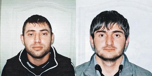 Братьев Висхана (слева) и Магомеда Акаевых теперь ищут по всей стране.