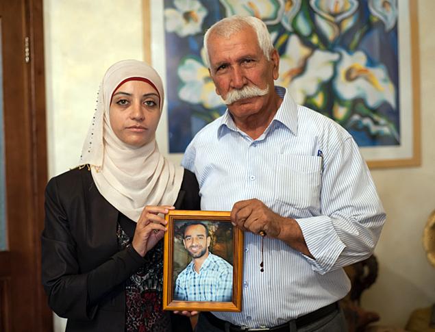 Самер Иссауи, уроженец Иерусалима, 33 лет от роду, практически приговорен к смерти за нарушение паспортного режима