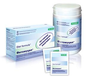 Состав Фитомуцила - натуральный и не содержит сахаров, вкусовых добавок и консервантов!