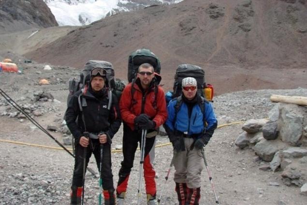 Вологодские альпинисты покорили самую высокую точку Южной Америки