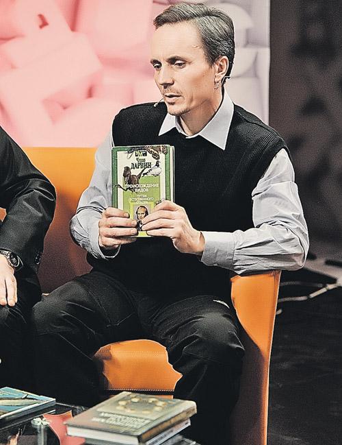 Сергей Вертьянов рассказал в эфире телевидения «Комсомолки», почему в его учебнике критикуется теория Дарвина.
