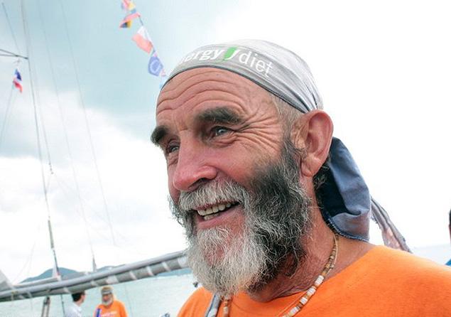 Анатолий Кулик, капитан и главный вдохновитель экспедиции.