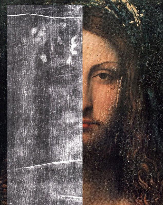 Считается на Туринской Плащанице отпечатолось изображение Иисуса Христа