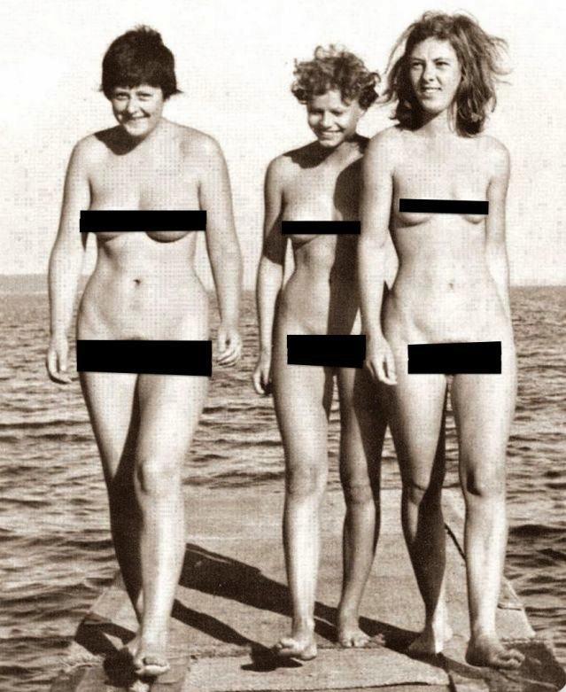 Снимок голой Ангелы Меркель который взорвал интернет