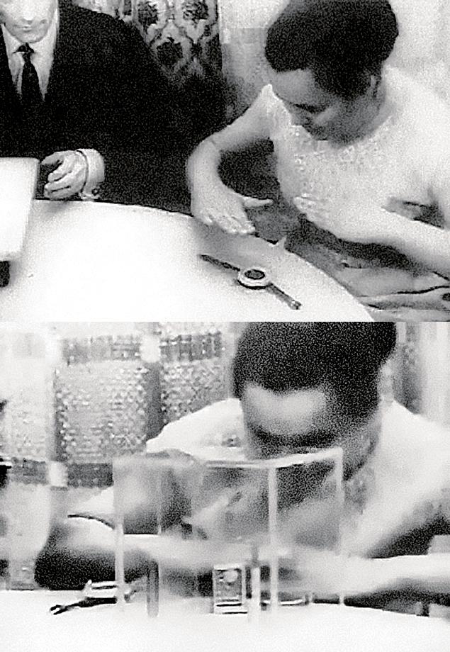 В экспериментах Нинель Кулагина двигала стрелки компаса и даже спички под стеклянным кубом. Оказалось- ловкость рук, и никакого телекинеза.