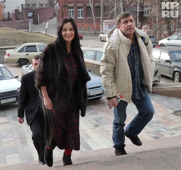 Екатерина Стриженова запомнилась воронежцам милой и скромной.