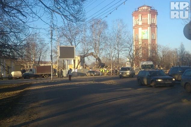 Снос исторических зданий | Вологодская область