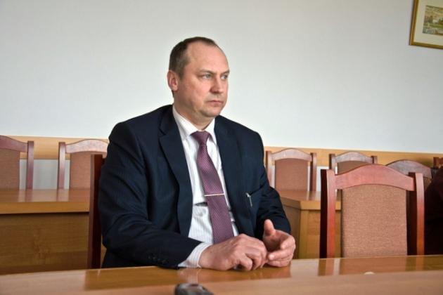 Начальник транспортного управления мэрии Павел Морозов вынашивает прогрессивную идею ограничения автомобильного движения в центре города