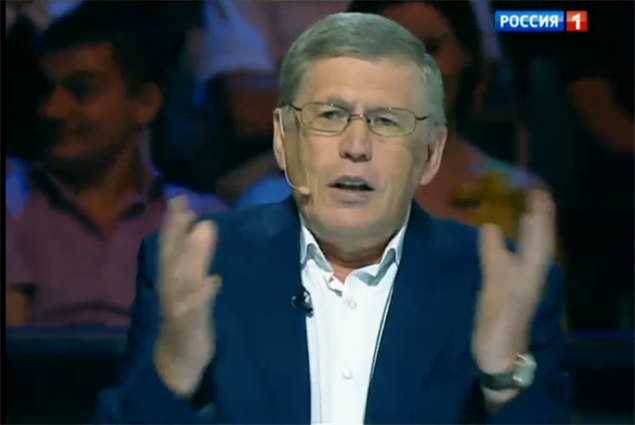 Владимир Сунгоркин: