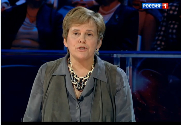 Ирина Прохорова обвинила автора «КП» в тоталитарном сознании.