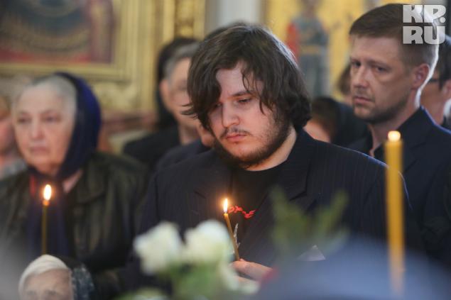 Федор Балабанов продолжит дело отца.