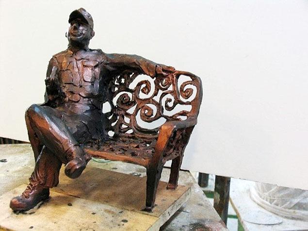 Скульптуры Швейку в Самаре пока тоже нет. Но, возможно, будет...