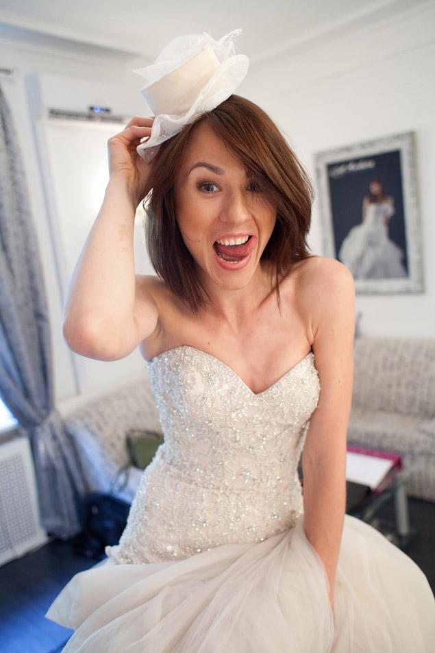 Самое главное в наряде невесты - аксессуары!