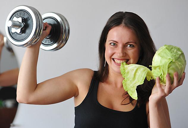 Кардионагрузки и питание для похудения