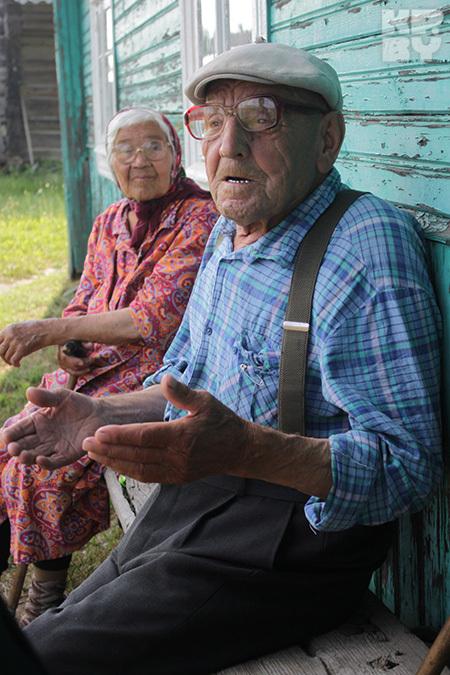 Якуб Мустафович и Амиян Якубовна живут вместе уже более 50 лет