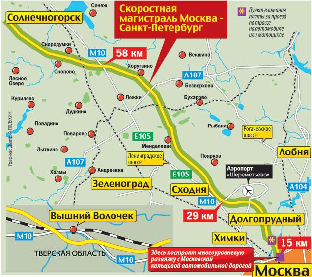аэропорта «Шереметьево».