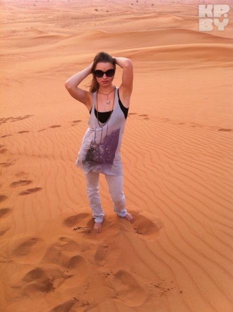 Летом в Эмиратах стоит