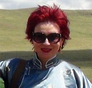 Дарья Асламова.