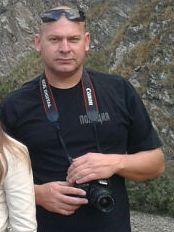 Сергей Плехов любил путешествовать