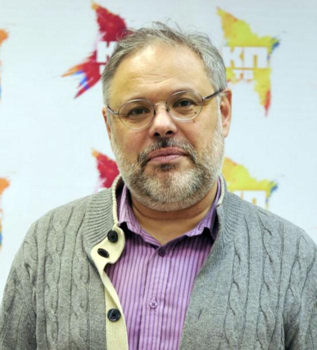 Экономист  и публицист Михаил Хазин  в гостях  у «Комсомольской правды».