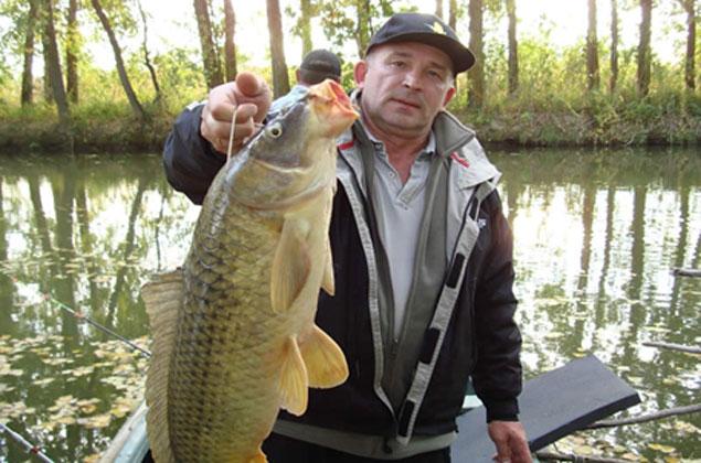 Поймать настоящий трофей можно на реках области