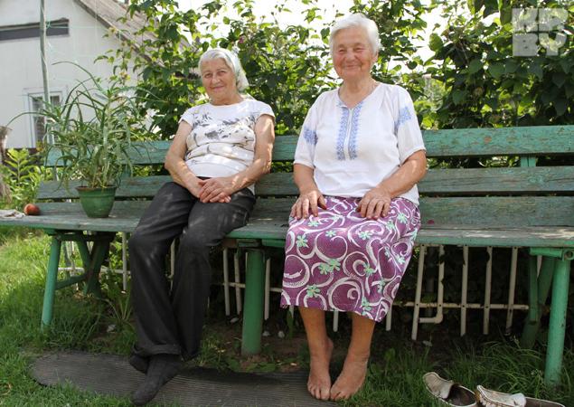 Янина Альбертовна и Регина Адольфовна с благодарностью говорят о блаженной Валентине