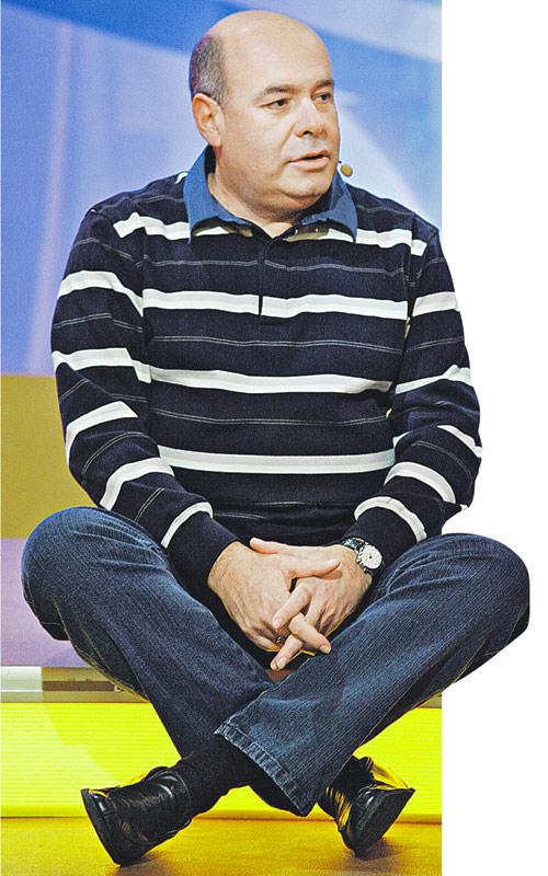 Михаил Швыдкой считает, что 65 - классный мужской возраст.