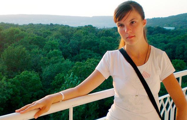 Лишь чудо помогло выжить 22-летней Александре Гороховой...