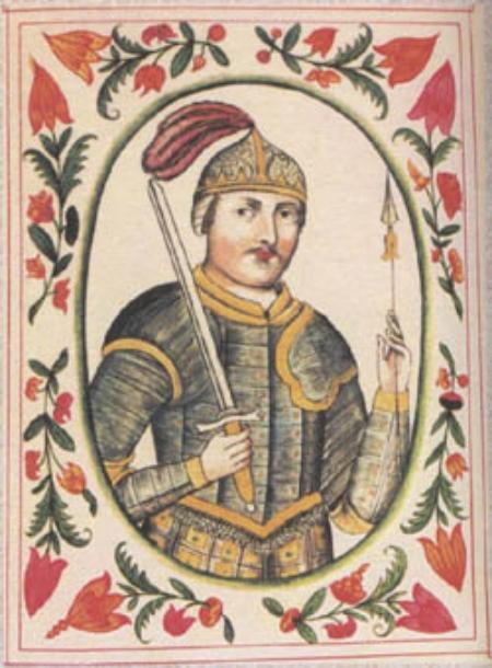 Рюкик Варяжский, основатель династии первых русских самодержавцев