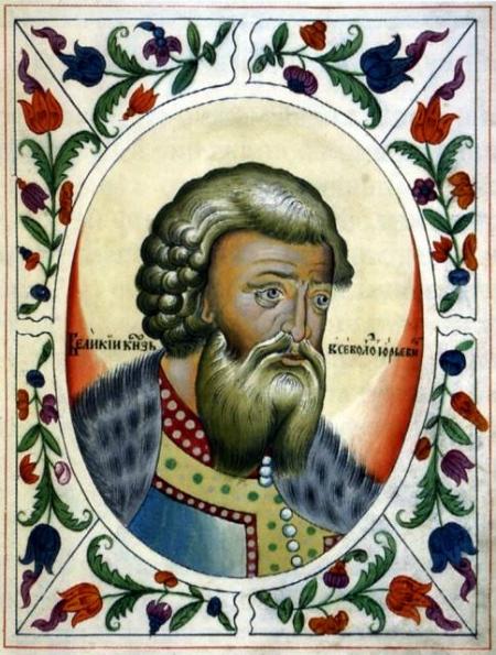 При Всеволоде Большое Гнездо перестала существовть Киевская и окончательно оформилась Владимиро-Суздальская Русь