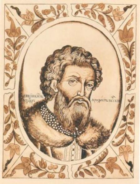 Александр Невский защитил православие от католической экспансии