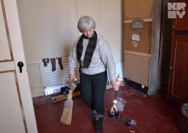 В Бресте так включили отопление, что залили квартиры кипятком