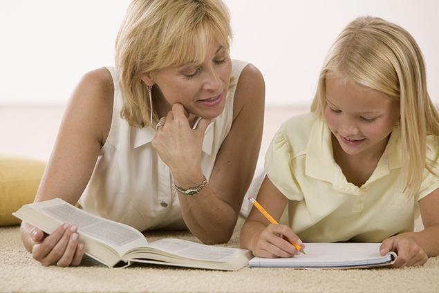 Мама может стать лучшим учителем!