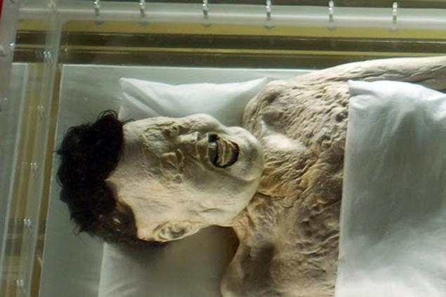 Китаянка, умершая в 168 году до нашей эры