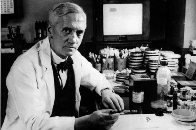 В 1945 году Флеминг и еще несколько ученных, работавших над лекарством, получили Нобелевскую премию