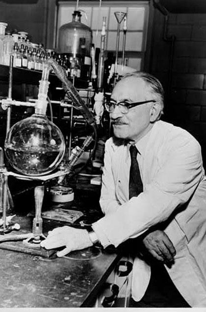 За свое открытие Зельман Ваксман получил Нобелевскую премию в 1952 году