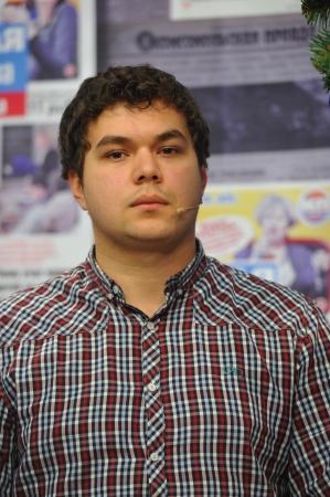 Олег Мельников.