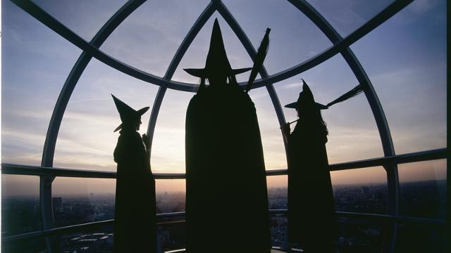 В легендарной комнате ужасов музея Мадам Тюссо к Хэллоуину готовы-