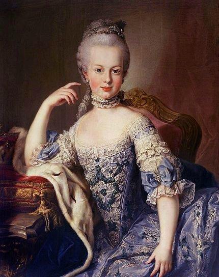 Королева Франции Мария-Антуанетта