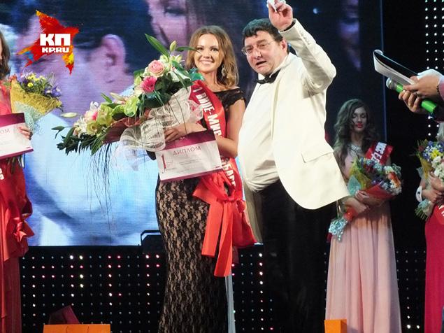 мини мисс кузбасса 2012: