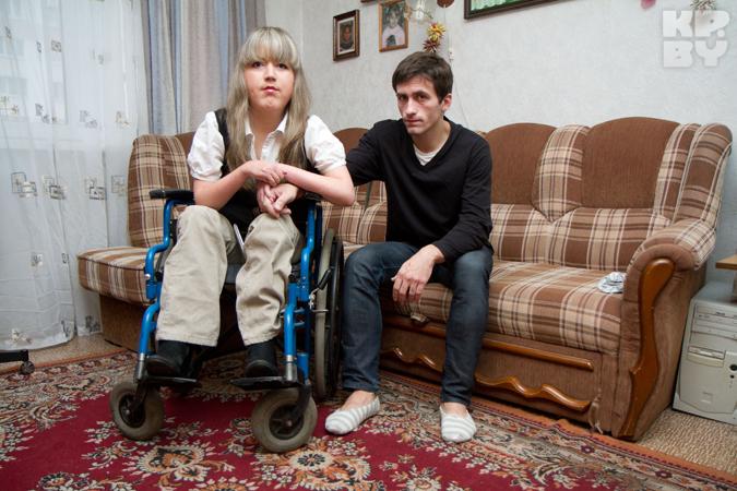 Несмотря на сложности, Антонина и Владимир вместе вот уже восемь лет