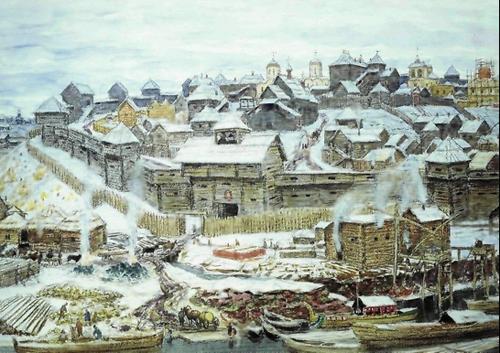 С именем Ивана Калиты связано строительство белокаменных соборов