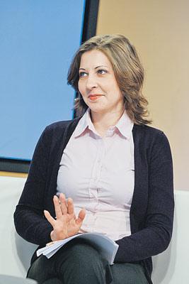 Ирина Свинченко.