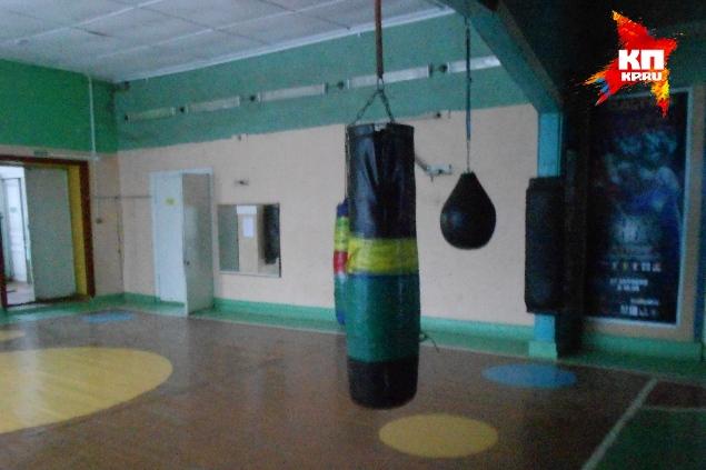 Зал, где раньше ежедневно занималось несколько десятков человек, сейчас пуст
