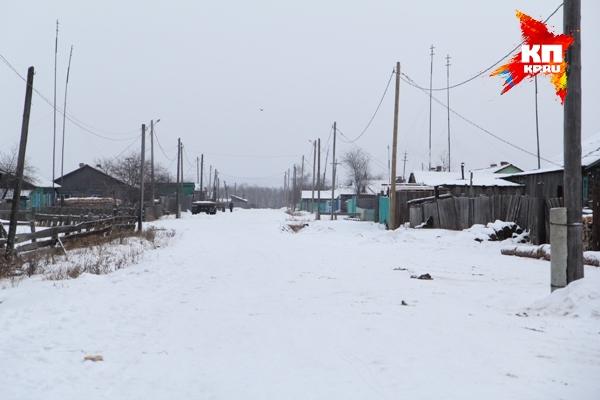 Поселок Тэмь Братского района