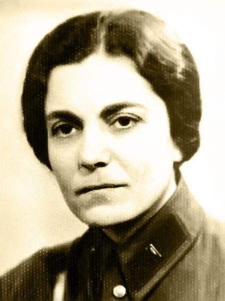 Одна из звезд российской внешней разведки - Елизавета Зарубина
