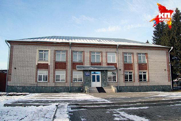 В здании этой музыкальной школы в селе Алтайское преподавала Елена Корнева