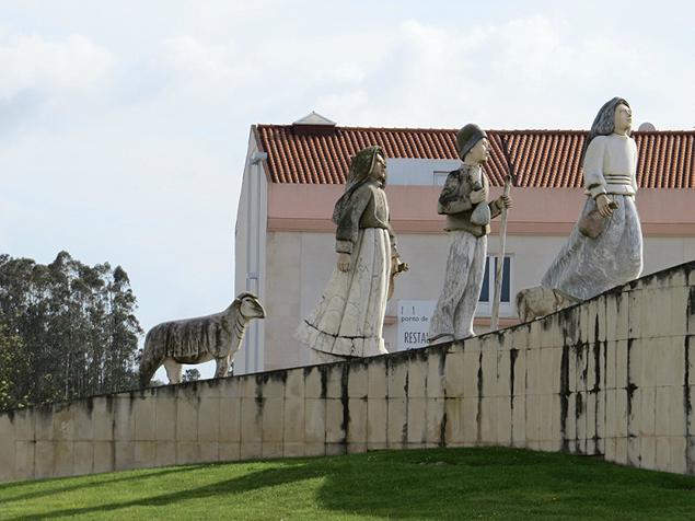 Храм Пресвятой Девы Росарии из Фатимы.